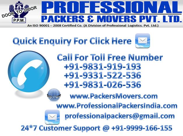 Packers Movers in durgapur